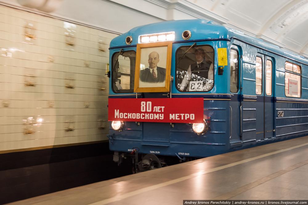 историческая справка о метро